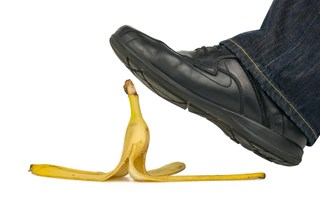 Prevention: Slips, Trips and Falls