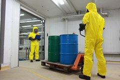 Quiz: Test Your Knowledge of Chemical Storage and Storage Buildings