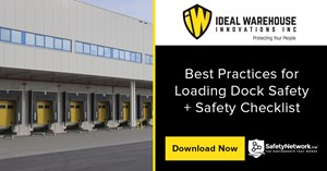 Image for Best Practices for Loading Dock Safety and Safety Checklist