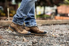 How can I find the most comfortable work boots?