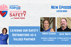 WIS #17 - Levering our Safety Distributors as a Valued Partner