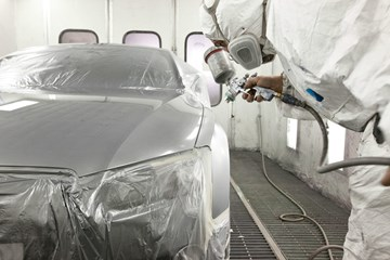 How to Stay Safe When Spray Painting and Coating