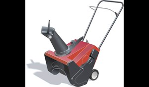 Image for How To Safely Use a Snow Blower