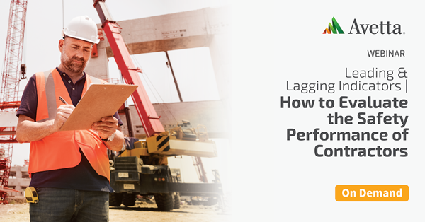 Image for Leading & Lagging Indicators: How to Evaluate the Safety Performance of Contractors
