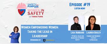 WIS #19 - Women Empowering Women: Taking the Lead in Leadership