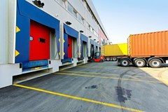 Safety training for loading dock workers