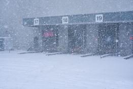 Weather hazards on loading docks