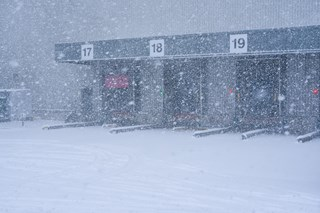 3 Weather-Related Loading Dock Hazards and How to Deal with Them