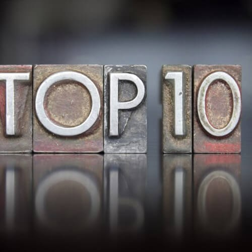 Top 10 Most Cited OSHA Violations of 2014