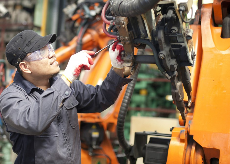 Keeping maintenance workers safe