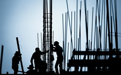 Rebar is a major cause of impalement on construction sites