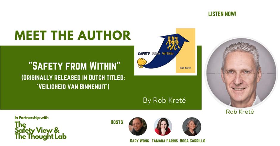 Meet the Author Rob Krete