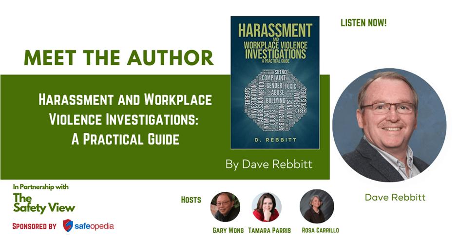 Meet the Author: Dave Rebbitt