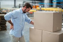 Top ergonomic hazards at work