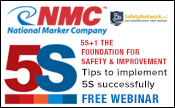 5S+1 The Foundation for Safety and Improvement; How to implement it successfully