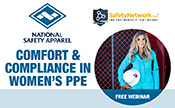 Comfort & Compliance in Women's PPE