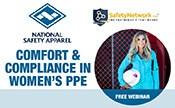 Comfort & Compliance in Women's PPE