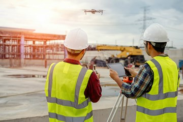 It's a Bird. It's a Plane. It's... An OSHA Inspection Drone?