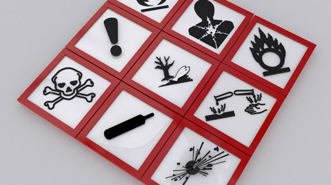Health and safety symbols deliver important information, but they only work if everyone knows what they mean.