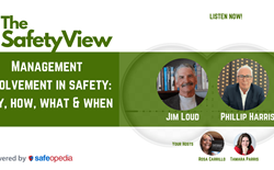Safety View: Management involvement in safety: why, how, what & when