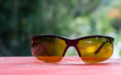 Polarized safety glasses don't just look cool - they can be part of your safety equipment
