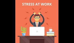 Image for Recognizing Workplace Stress