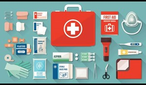 Image for Be Prepared to Encounter Blood or Body Fluids
