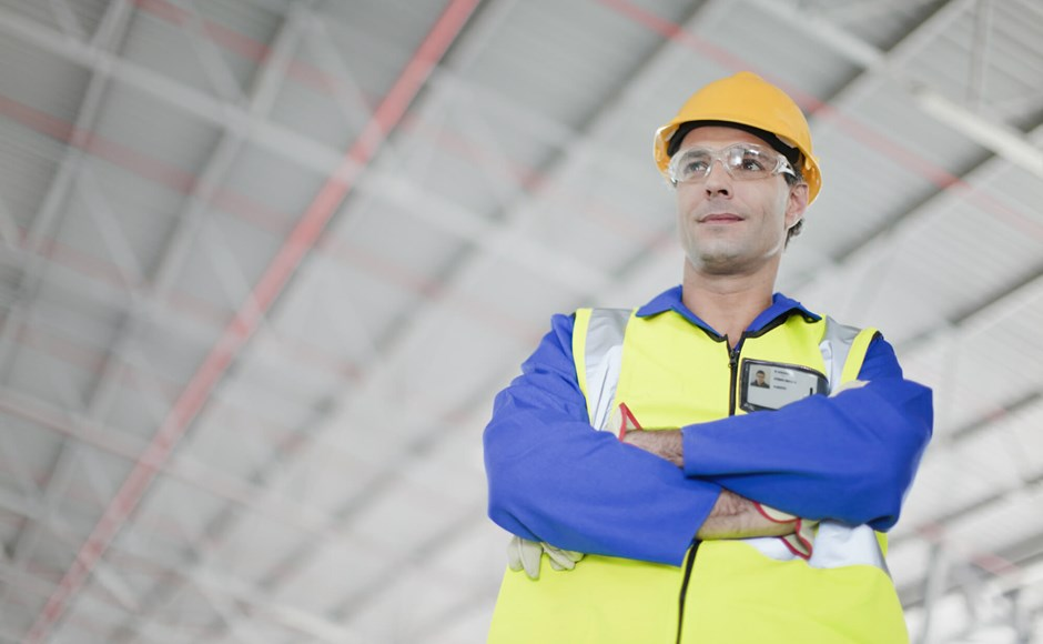Your employer must supply you with adequate PPE
