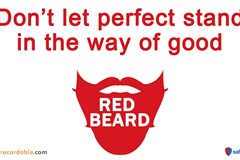 Red Beard Safety Video - Don't let perfect stand in the way of good