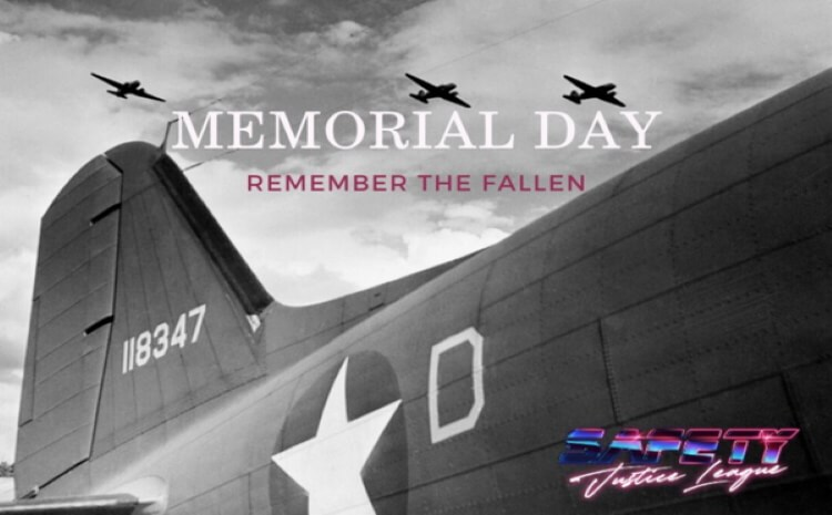 Safety Justice League Podcast: Remember the Fallen