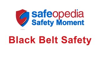 Safety Moment Video - Black Belt Safety