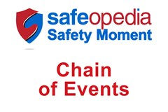 Safety Moment Video - Chain of Events