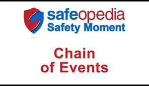 Image for Safety Moment Video - Chain of Events