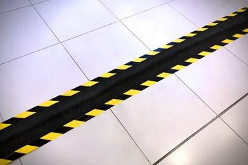 5 Ways to Use Floor Marking Tape on the Job Site