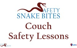 Safety Snake Bites Video - Couch Safety Lessons