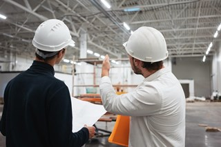 What key points should I include in a safety talk about slips, trips, and falls?