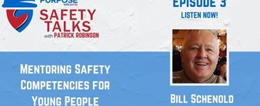Safety Talks #3 - Mentoring Safety Competencies for Young People with Bill Schenold