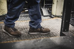 Selecting the right safety toe