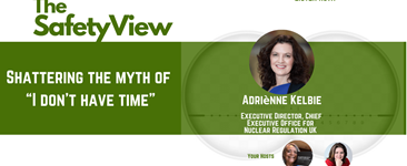 The Safety View: Shattering the myth of 'I don't have time'