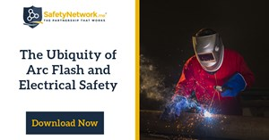 Image for Arc Flash and Electrical Safety Guide