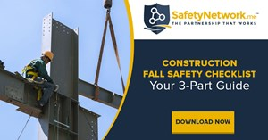 Image for Construction Fall Safety Checklist