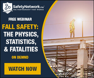 Fall Safety: The Physics, Statistics, & Fatalities