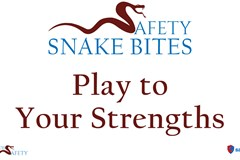 Safety Snake Bites Video - Play to Your Strengths