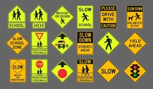 Image for Act On Road Signs