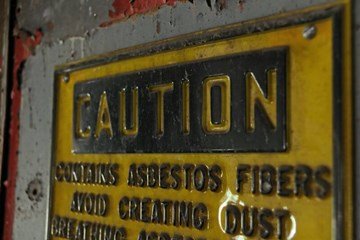 Top 5 Places You Will Encounter Asbestos in the Workplace