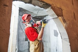 What is respirable crystalline silica and how does it impact workplace health and safety?