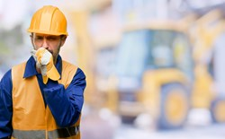 Coughing is the first symptom of silicosis