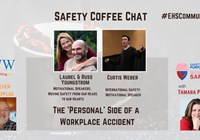 Safety Coffee Chat: The 'Personal' Side of a  Workplace Accident
