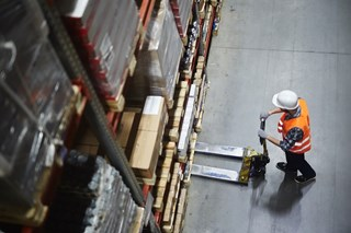 What are some stats around warehouse accidents and the costs they can create for a company?