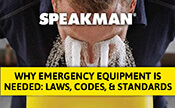 Why Emergency Equipment Is Needed: Laws, Codes, & Standards